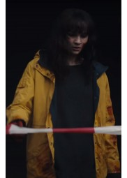 Dark Hannah Kahnwald Yellow Jacket