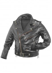 Judgment Day Terminator 2 Leather Jacket