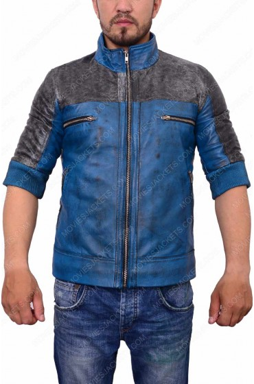 Just Cause 3 Game Rico Rodriguez Leather Jacket