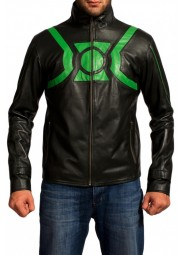 Justice League Part One Movie Green Lantern Jacket