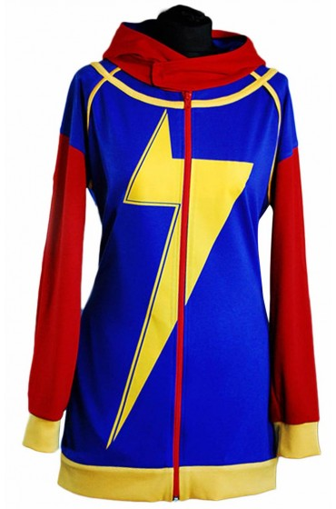 Kamala Khan Ms Marvel Jacket