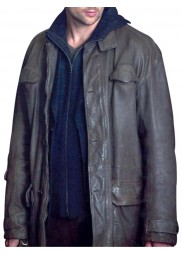 Karl Urban Bourne Supremacy Movie Kirill Trench Coat