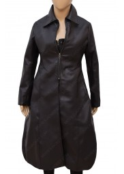 Kate Beckinsale Underworld Coat with Removable Vest