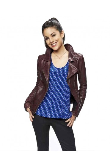 Kate Simses Mixology Leather Jacket