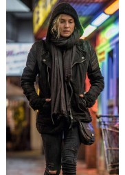 In The Fade Katja Sekerci Leather Jacket