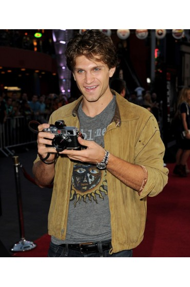 Keegan Allen Insidious Chapter 2 Movie Premiere Jacket