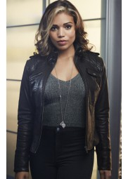 Kendra Saunders Legends of Tomorrow Ciara Renée Leather Jacket