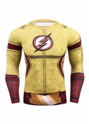 Kid Flash Mens Tee Shirt