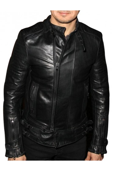 Kill The Messenger Gary Webb Leather Jacket