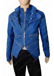 Killer Frost 4 Blue Denim Jacket