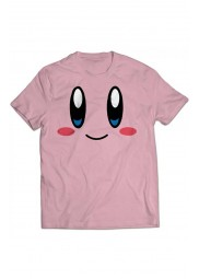 Kirby Star Allies Pink T-shirt