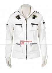Kyo Kusanagi The King of Fighters World White Jacket
