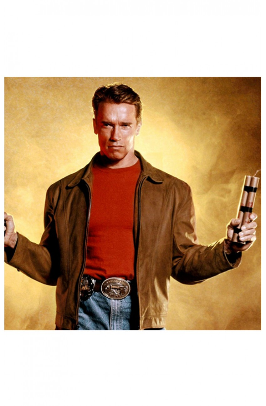 Jack Slater Leather Jacket | Last Action Hero Jacket