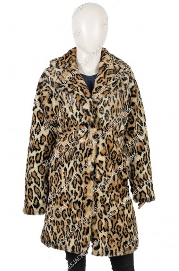 Kate Last Christmas Fur Coat