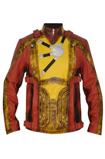 Legends of Tomorrow Firestorm Jacket