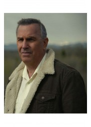 Kevin Costner Let Him Go Jacket