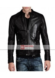 Limitless Bradley Cooper Leather Jacket