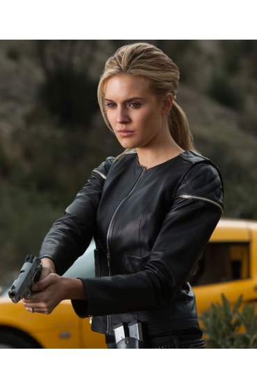 Maggie Grace Leather Jacket