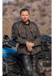 Long Way Up Ewan McGregor Jacket