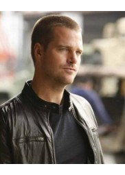 Los Angeles G. Callen NCIS Jacket