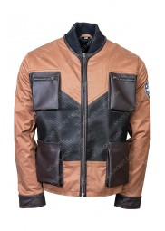 Lost In Space S2 Will Robinson Jacket
