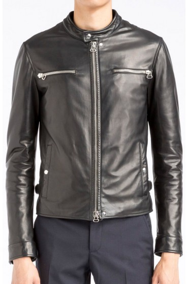 Luke Cage The Defenders Mike Colter Leather Jacket