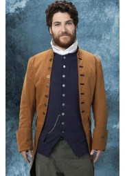 Adam Pally Making History Dan Jacket