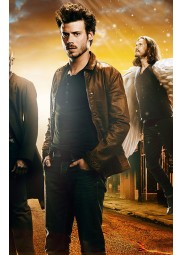 Midnight Texas Manfred Bernardo Leather Jacket