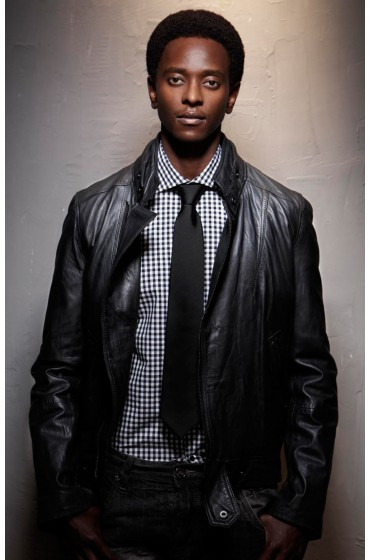 Matias Solomon The Blacklist Edi Gathegi Jacket