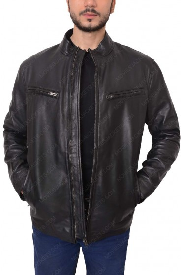 Matthew Mcconaughey TV Series True Detective Leather Jacket