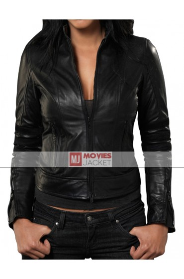 Max Guevara Dark Angel Jessica Alba Leather Jacket