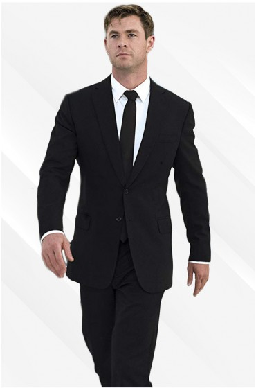 Men in Black International Agent H Suit