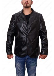 Mens Casual Black Blazer Jacket