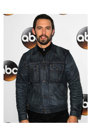 Milo Ventimiglia The Whispers TV Series John Doe Jean Jacket