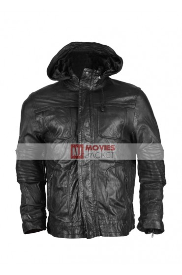 Tom Cruise Mission Impossible 5 Movie Ethan Hunt Leather Jacket