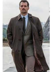 Mission Impossible Fallout: August Walker Coat