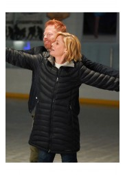 Modern Family Claire Dunphy Puffer Jacket