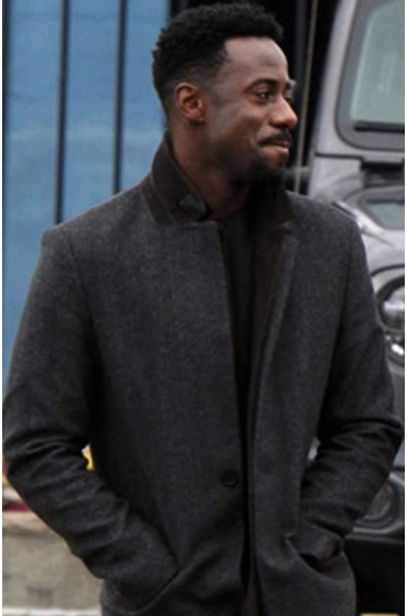 Modern Love Gary Carr Black Coat