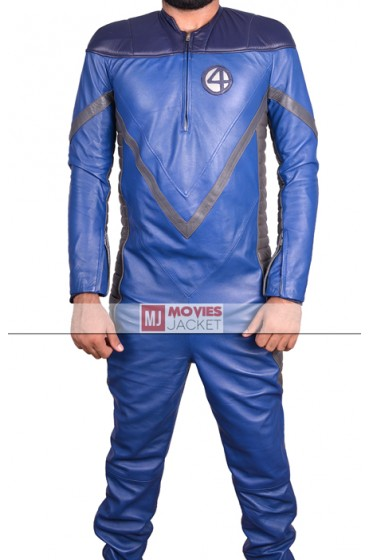 Mr Fantastic Fantastic Four Costume