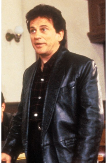 Joe Pesci My Cousin Vinny Leather Jacket