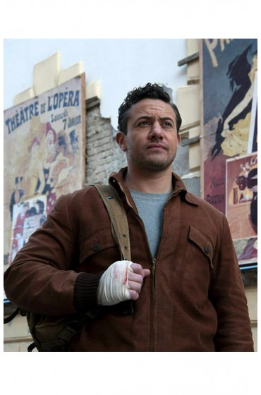 Neil Mackay X Company Warren Brown Jacket