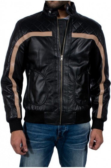 Nicholas Mendoza Battlefield Hardline Leather Jacket