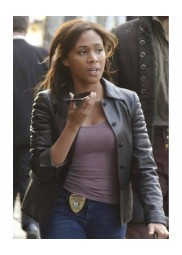 Nicole Beharie Leather Sleepy Hollow Jacket
