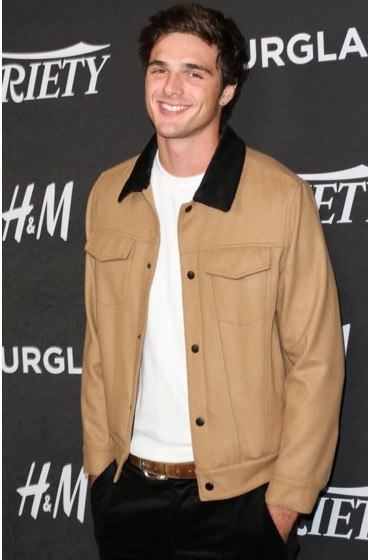 The Kissing Booth 2 Noah Flynn Brown Premiere Jacket