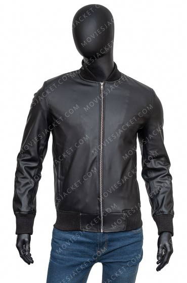 Now You See Me 2 Jack Wilder Leather Jacket