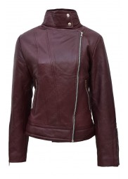 Once Upon a Time Season 4 Episode 7 Jennifer Morrison Leather Jacket
