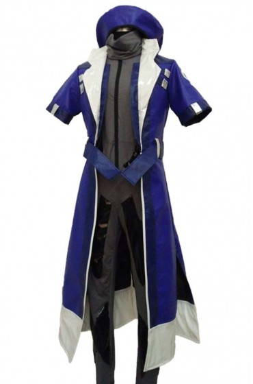 Overwatch Ana Captain Amari Coat