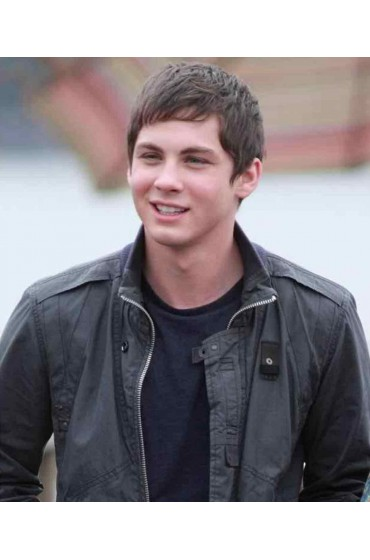 Logan Lerman Percy Jackson Sea of Monsters Jacket