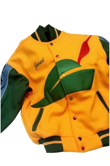 Pied Piper Silicon Valley Letterman Jacket