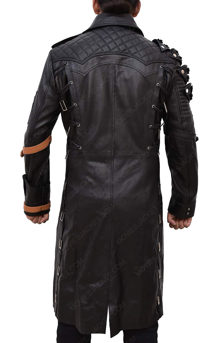 01164d060365de Playerunknown s Trench Coat - Battlegrounds Trench Coat